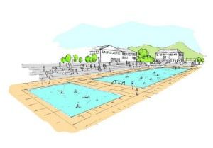 brand new aquatic centre for WPPS